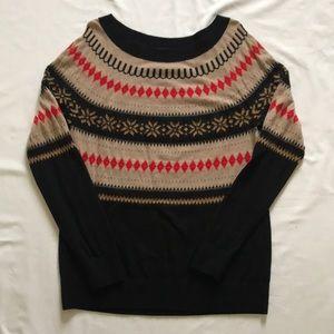 """Talbots """"Grandpa Sweater"""""""